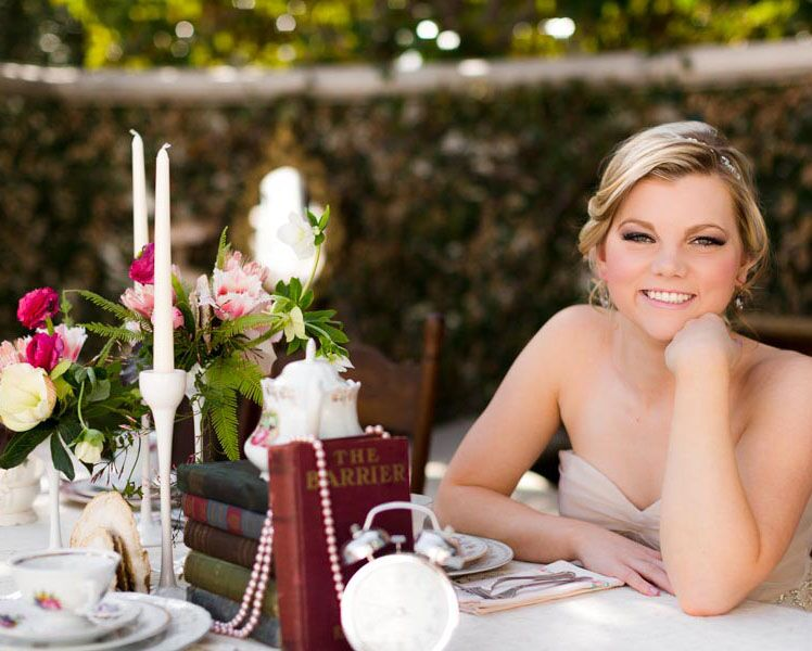 alice-in-wonderland-inspired-wedding-bride