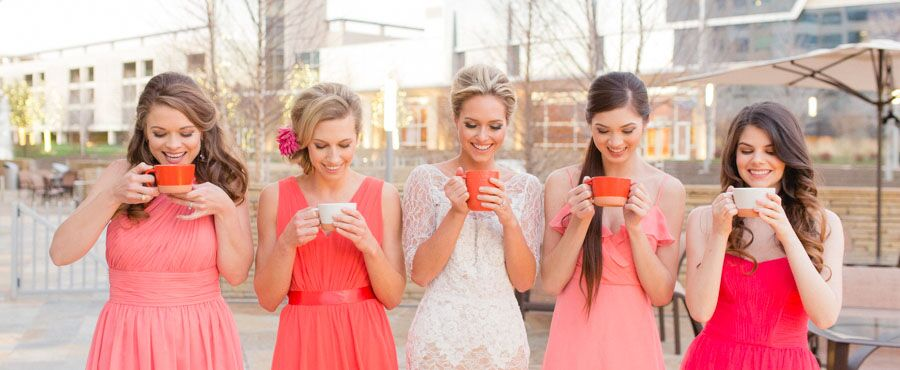 bridesmaids-and-bride