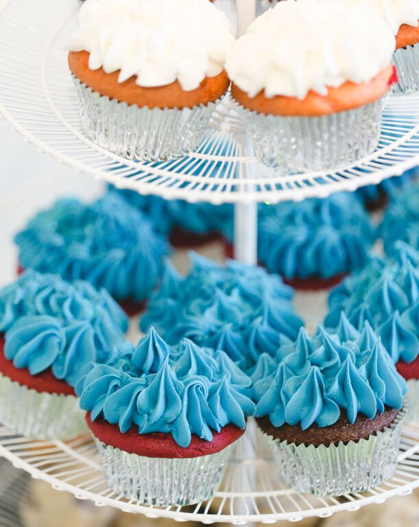 art-party-cupcakes