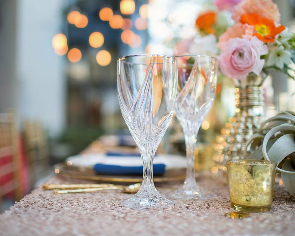 tangled-inspired-wedding-glass