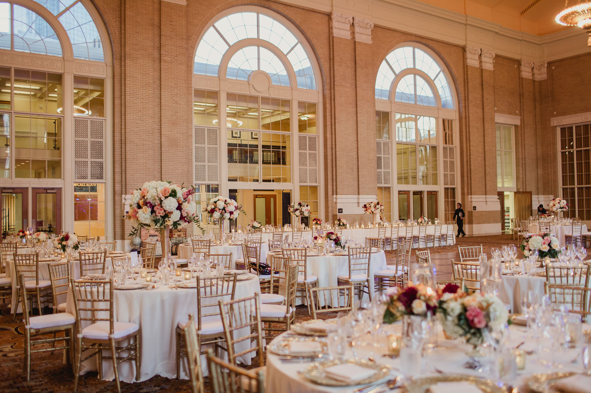 Classic Wedding At Historic Union Station Keestone Events