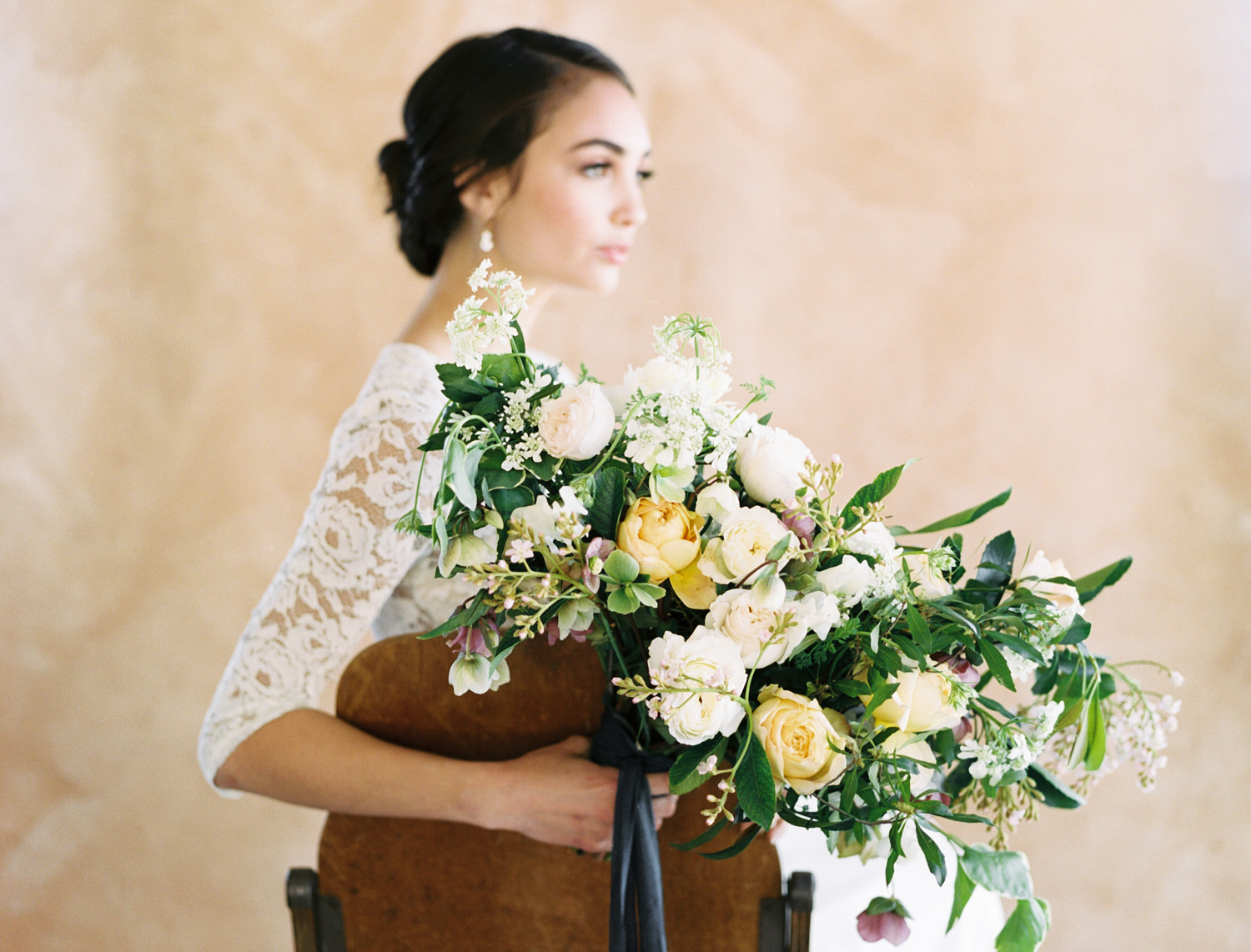Organic stone crest wedding inspiration keestone events for Vintage wedding dresses fort worth