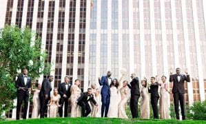 Jessica + Quincy at The Westin Dallas Downtown