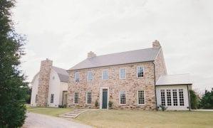 English Farmhouse Wedding