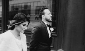 K+D's Winter Wedding at The Joule