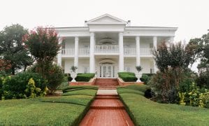 Classic Ballroom Wedding at Lone Star Mansion