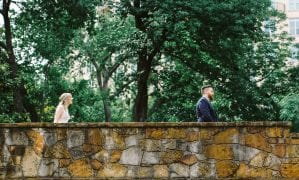 Megan + Zach at Arlington Hall