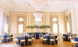 Intimate Spring Wedding at Arlington Hall