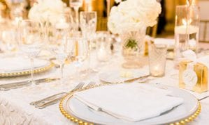 Classic Ballroom Wedding at The Adolphus Hotel