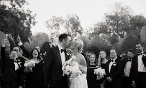 Dallas Arboretum, Rosine Hall Wedding